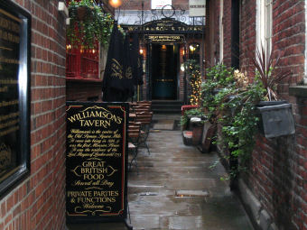 Williamson's Tavern London