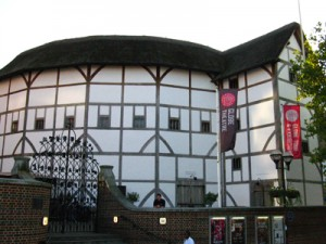 the globe theatre london
