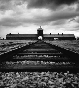 michael kenna nazi concentration camp