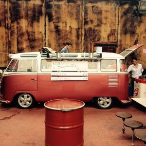 VW BUS FOODTRUCK