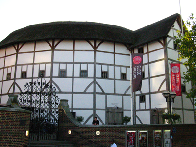 Image result for globe theater london